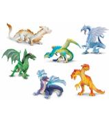 Safari Ltd Dragon Set – 6Pc