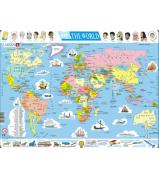 Larsen World Maxi Puzzle