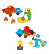 PolyM Mini Construction Set