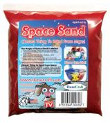 Space Sand (Red, Yellow & Blue)
