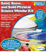 Sand, Snow & Solid Physical Science Wonder Classroom Kit